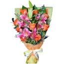 mixed flowers bouquet online philippines