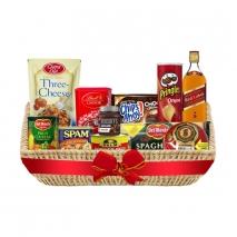 Yuletide Reward Deluxe Basket