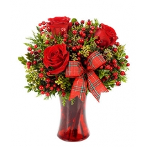 The Jingle Bell Bouquet