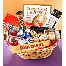 Chocolate Crazy Delivery To Philippines