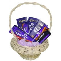 Cadbury Choco Basket Delivery To Philippines