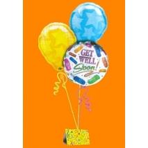 3 pcs balloons Send To manila Philippines