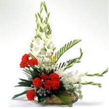 Carnation Arrangement Send To Philippines