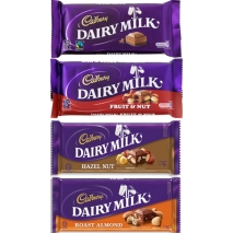 Dairy Milk Assorted Bar Delivery To Philippines