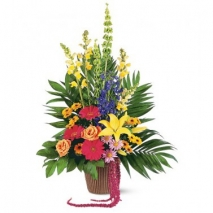 Life Flower Arrangement Delivery To Philippines