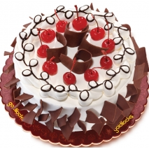 Black Forest Cake By Goldilocks Delivery To Philippines