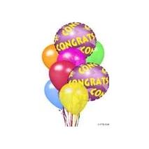 Congratulations balloons Send To Manila