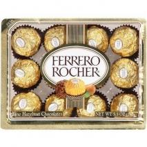 12pcs Ferrero Rocher Send To Philippines