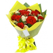 roses bouquet send to philippines
