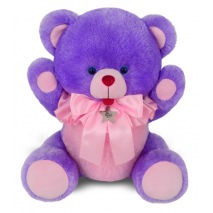 buy lavender cute teddy to philippines