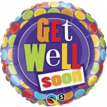 Get Well Soon Balloon Send To Philippines