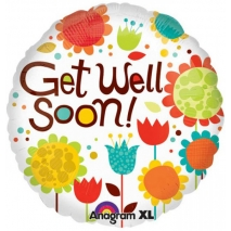 1pc Get Well Soon Balloon Send To Philippines