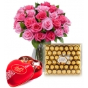 valentines day flowers and chocolates philippines
