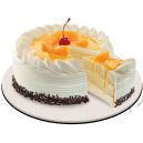 red ribbon peach mango round cake philippines