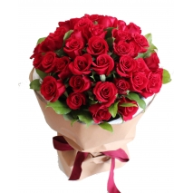 36 red roses bouquet philippines