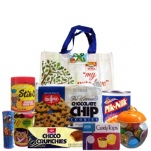 Groceries Chocolate Chips Package