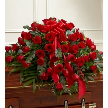Send Roses Casket Spray to Philippines