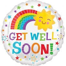 Send Get Well Soon Balloon to Philippines