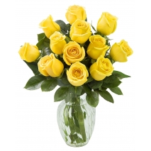 buy 12 yellow roses in philippines
