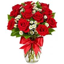 send elegant roses vase in philippines