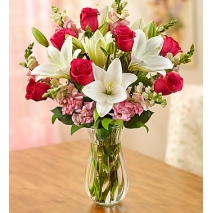 Lovely Blooms Bouquet Delivery To Philippines