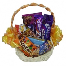Assorted Chocolate Basket Delivery To Philippines