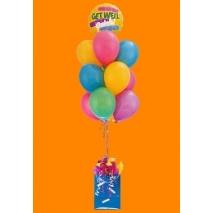 Balloons w/ 6 pcs latex Send To manila