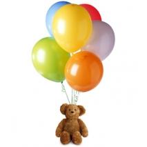 Bear & Balloon Send To manila Philippines