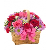 Basket of Love Send To Philippines