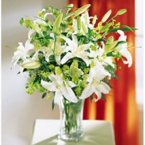 Lilies and More Bouquet Delivery To Philippines