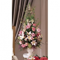 Simply Restful Arrangement Delivery To Philippines