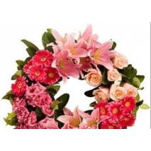 Funeral Wreath Arrangement Send To Philippines