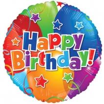 1 Birthday Balloon Send To Philippines