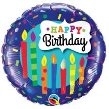 one pc Birthday Balloon Send To Philippines