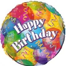 One piece Birthday Balloon Send To Philippines