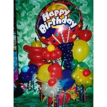 Classic Balloon arrangement Send To manila