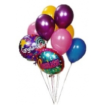Various balloons Send To Manila