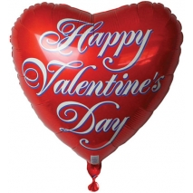 VALENTINES DAY Balloon Send To Philippines