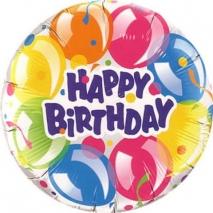 1pc Birthday Balloon Send To Philippines