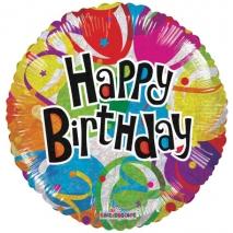 one Birthday Balloon Send To Philippines