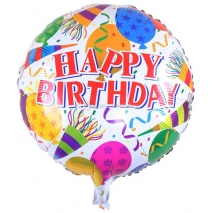 1piece Birthday Balloon Send To Philippines