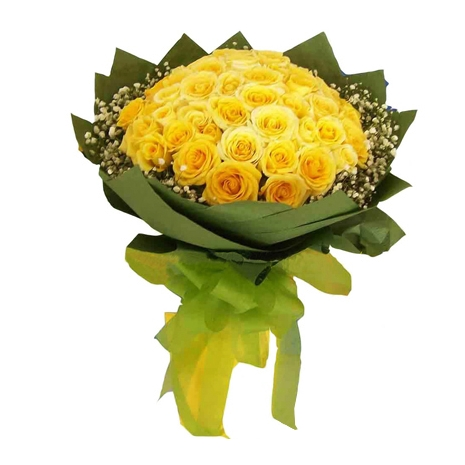buy 24 yellow roses bouquet philippines