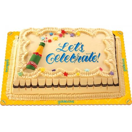 Goldilocks Marble Chiffon Cake Philippines